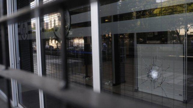 objetivo institucional. El pasado 3 de enero el Centro de Justicia Penal volvió a ser baleado.