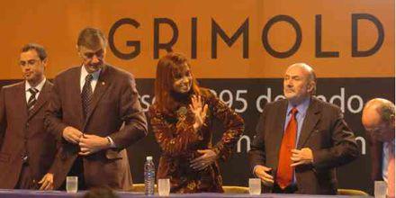 En Arroyo Seco, Cristina anunció que el desempleo bajó al 7,8 por ciento