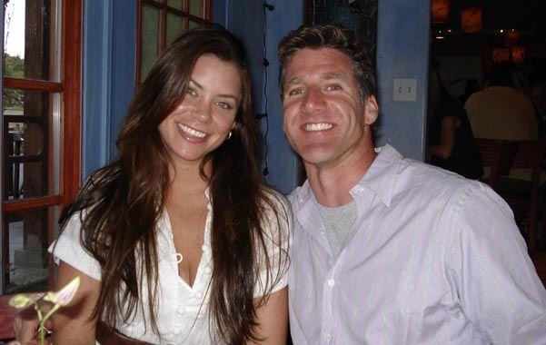 Eecuerdo. Brittany Maynard con su esposo Dan Diaz. Se habían casado hace poco más más de un año.