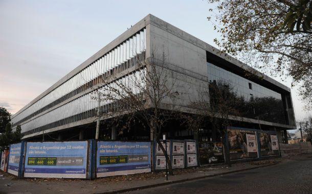 El edificio para la Justicia penal estará listo en diciembre del año próximo. Su segunda etapa ya tiene avances del 70 por ciento.