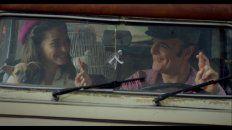 Milagro de otoño. Sol Zaragozi y Luis Machín, en un pasaje del filme de Néstor Zapata.