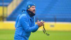 Cristian González espera que el equipo no pierda juego.