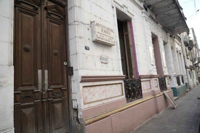 Los abusos ocurrieron entre los años 2015 y 2016 dentro del Instituto de Educación Musical (San Juan 764-786)