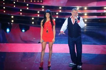 Gino Renni se despidió del Cantando 2011