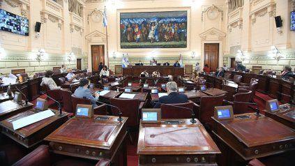 La Cámara baja provincial, conmovida por la muerte de Miguel Lifschitz.