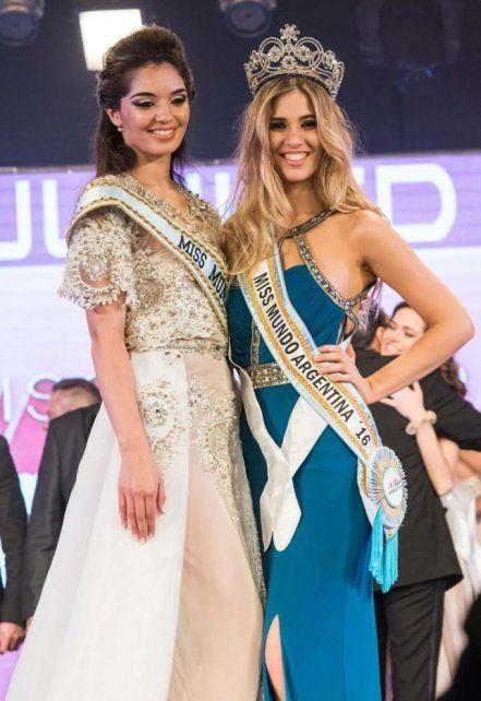La jujeña Elena Roca fue elegida como Miss Argentina.