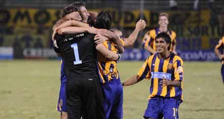 Central: eliminó a Vélez por penales y ahora jugará ante Belgrano en octavos