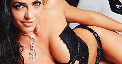 Pamela David dice sentirse la Catherine Zeta Jones argentina