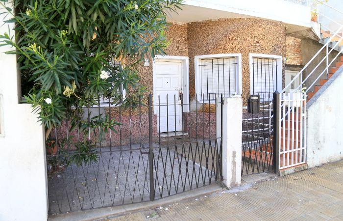 La casa de la calle Emilio Zola de Villa Ballester