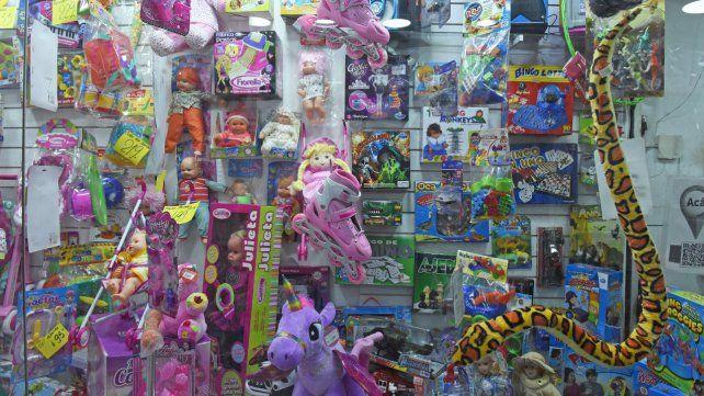 Advierten que los juguetes registran subas de hasta 160 por ciento