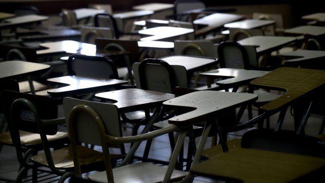 Los docentes privados paran lunes y martes y se movilizan
