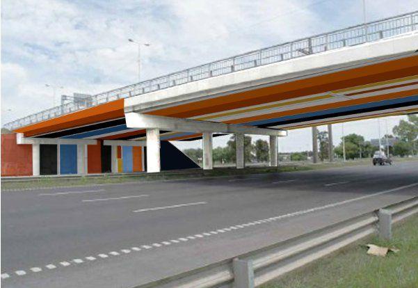Ya se puede votar on line para elegir el diseño artístico de diez puentes de Rosario