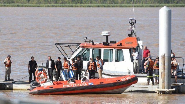 En un pasillo del boliche Ming encontraron sangre de Carlos Orellano, el muchacho hallado sin vida en el río