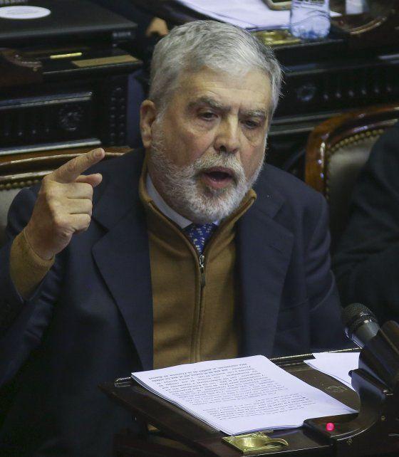 El ex ministro de Planificación
