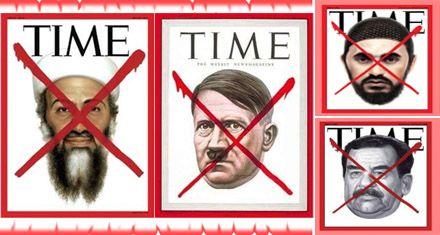 Para la revista Time Bin Laden es uno menos de los enemigos