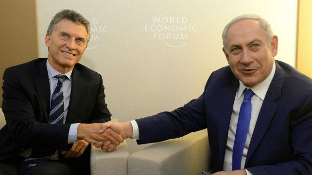 Macri recibe a hoy Netanyahu, quien arremetió contra Irán