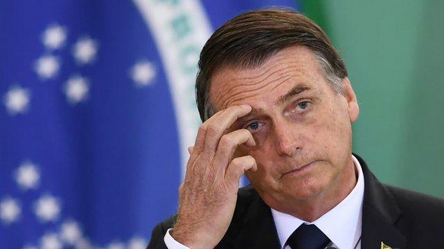 Bolsonaro dice que no necesita vacunarse porque ya tiene anticuerpos.