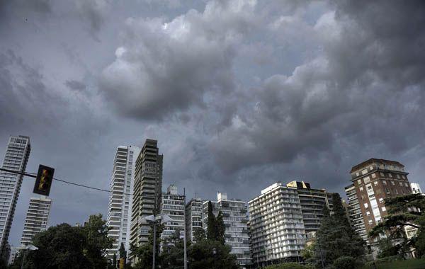Se espera una madrugada de jueves con tormentas