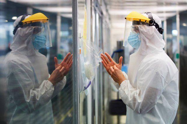 En el mundo ya son más de cien millones los casos positivos de coronavirus