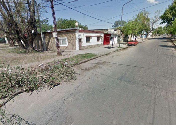 La pelea de los dos hombres ocurrió en la zona de Garay y Felipe Moré.