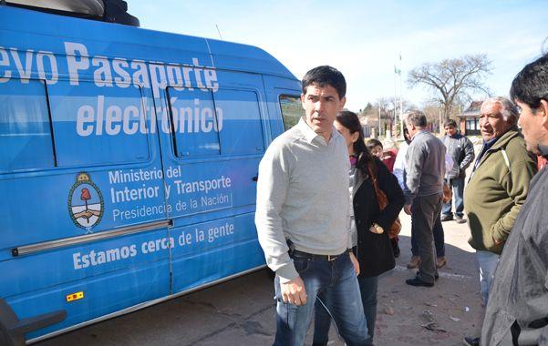 Entrega de DNI en 25 localidades provinciales