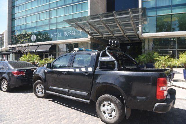 Hace diez se realizaron 15 allanamientos en la ciudad de Rosario
