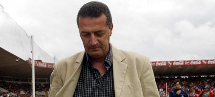 Alfaro dijo que no, pero los dirigentes de Central le hicieron una nueva oferta