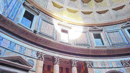Panteón de Roma – Fotografía: Arq. Carlos Malamud
