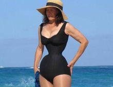 La mujer con la cintura más chica del mundo: mide sólo 38 centímetros