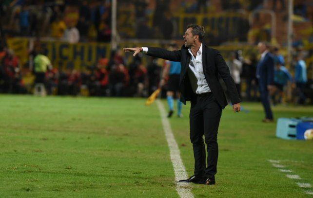 Esta vez, el talismán Diego Cocca no pudo frenar a Boca