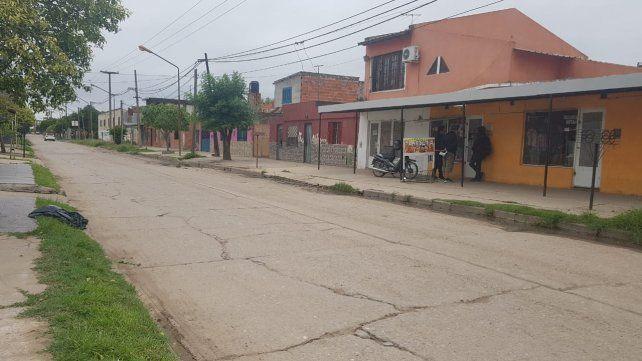 El trágico episodio ocurrió el 22 de noviembre de 2018 en el barrio San Enrique de Villa Gobernador Gálvez