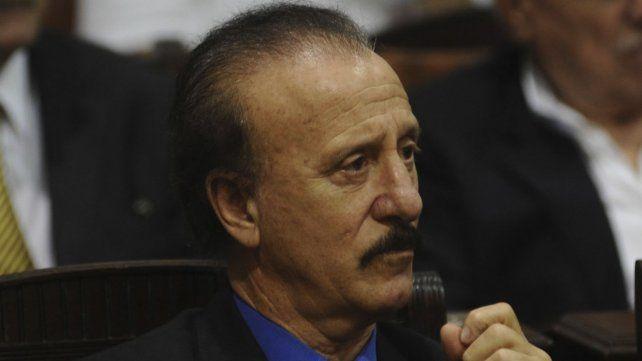 Aldo Pedro Poy fue víctima del robo de un maletín en un violento asalto