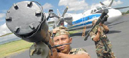 Nicaragua y EEUU avanzan en plan de canje de misiles rusos