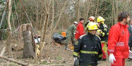 El Trébol: hallan el cadáver de un hombre dentro de un pozo cubierto
