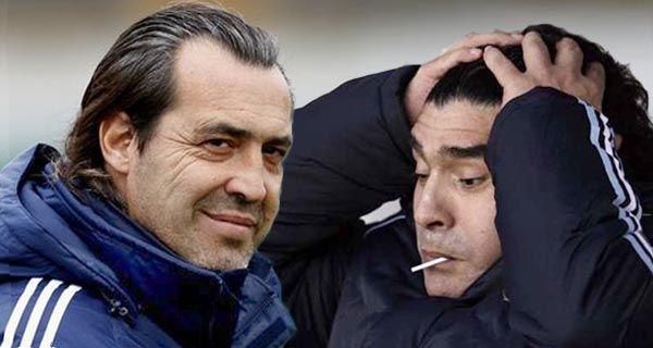 Maradona y Batista se vuelven a ver las caras en tribunales