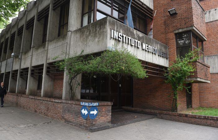 El cadáver de la víctima fue trasladado al Instituto Médico Legal.