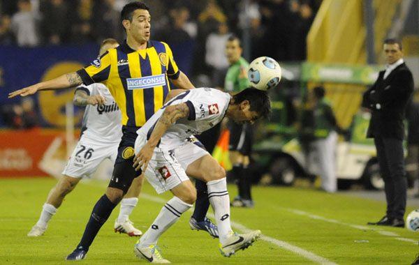 Nery Domínguez se afianza como volante en el equipo con el que Miguel Angel Russo enfrenta el regreso a primera división de Central.
