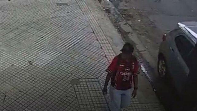 Imagen del video que circuló en las redes sociales.