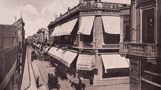 Documento histórico: las fotos de La Favorita, ícono tradicional de Rosario