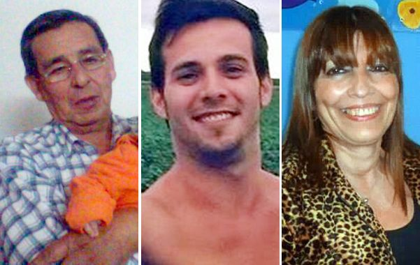 Jorge Cejas (68 años) desapareció de Armstrong