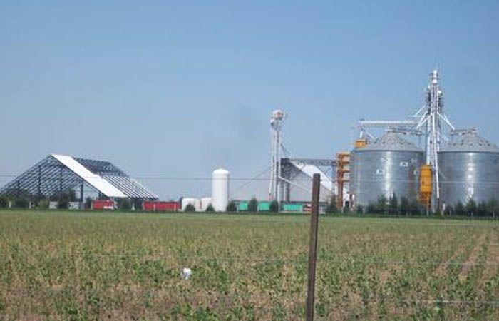 La víctima estaba junto a un compañero de trabajo colocando pastillas de fosfuro de aluminio en una celda de almacenamiento de granos.