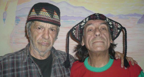Dos Abuelos del rock nacional en una noche de homenaje al género