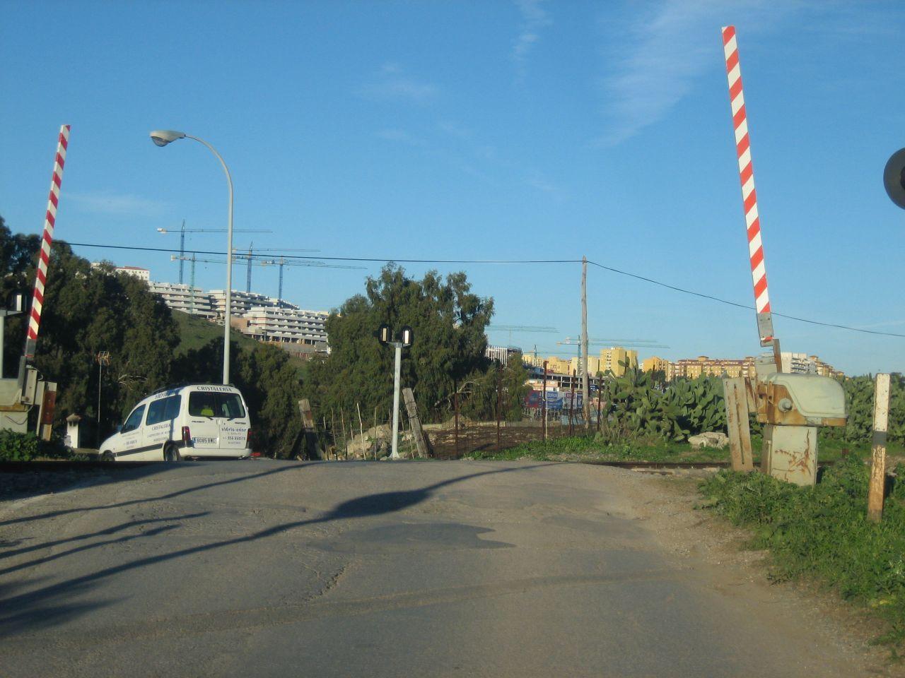 El accidente se produjo hoy alrededor de las 7.30. (Foto de archivo).