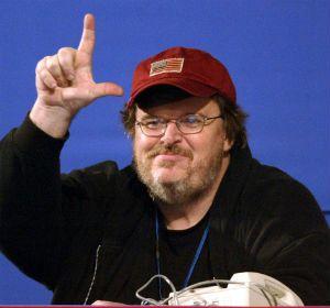 El realizador Michael Moore