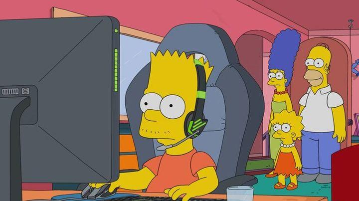 Una empresa quiere analizar Los Simpson para determinar sus predicciones para el año 2022.