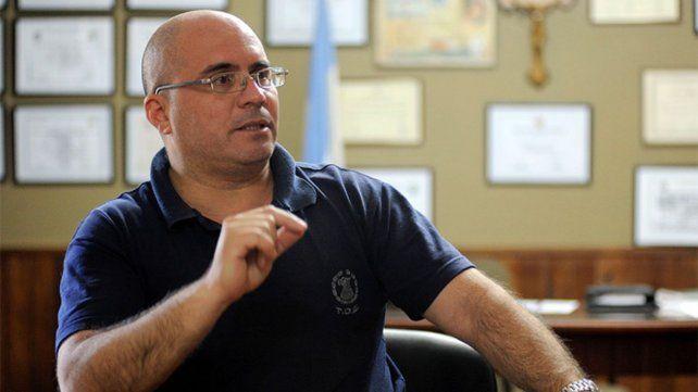 Forni había asumido la jefatura policial de Rosario en diciembre pasado.