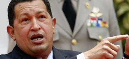 Chávez aseguró que no apoya a ningún movimiento armado