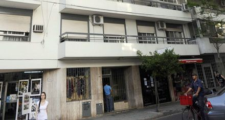 Se llevan más de 100 mil pesos en un escruche a un estudio jurídico