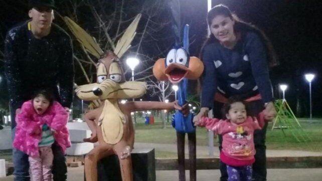 La familia de Luz espera que a la niña le reconozcan todas las prestaciones.