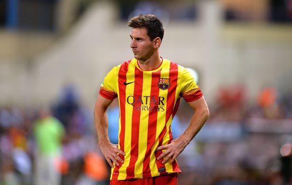 Las últimas lesiones de Messi preocupan al cuerpo técnico de Barcelona.